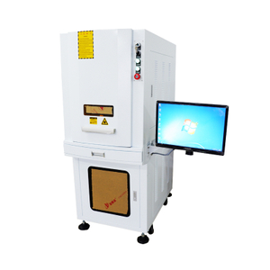 Enclosed Fiber Laser Marking Machine