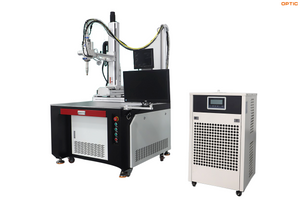 1000W 1500W 2000W Fiber Laser Automatic Welding Machine