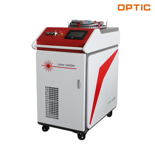 1000W 1500W 2000W Raycus IPG Fiber Handheld Laser Welding Machine with Continuous Working